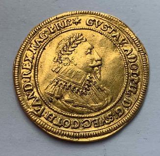 Дукат 1632г. Нюрнберг