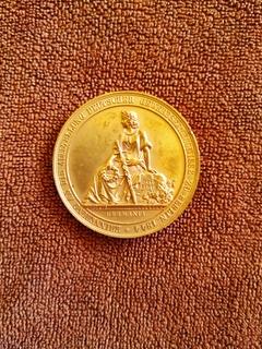 Медаль Промышленная выставка в Берлине 1844 года / Германия