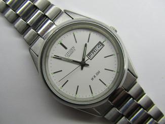 Часы Сitizen, WR100, Япония