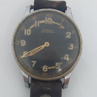 Трофейные наручные часы Doxa