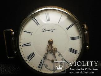 Старинные часы Louange