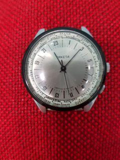 Новые не ношенные часы Ракета 24 города