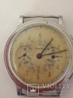 Швейцарские часы-хронограф