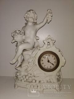 "Камінний годинник ""Ангелик"" арт. 035"