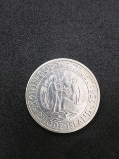 50 центов 1936год.(Юбилейная) Rhode Island. Half dollar.