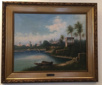 Капустин На берегах Нила