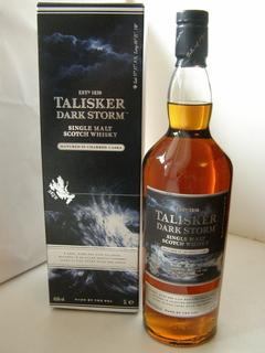 Виски Talisker Dark Storm 45.8% 1 литр