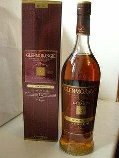 Виски Glenmorangie Lasanta Sherry Cask 12 лет 46% 1 литр