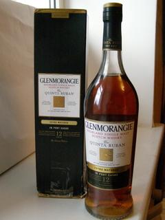 Виски Glenmorangie Quinta Ruban 12 лет 46% 1 литр