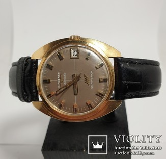 Longines Ultra Chron Automatic Gold