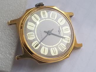 Часы *Победа * АУ, Римский циферблат