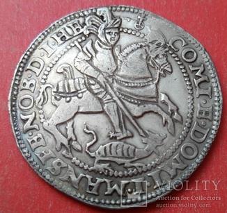 Георгталер / 1 Талер 1592 Мансфельд, серебро