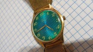 Часы ЧАЙКА AU10 с браслетом AU
