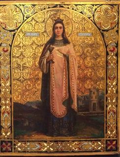 Икона Св. Варвара