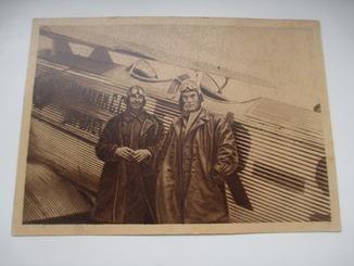 Красный воздушный флот.Летчик Громов.-1937 год.