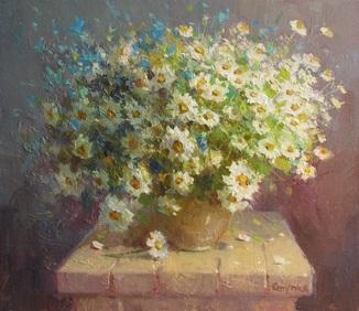 """""""квіти""""п.о 30-35 см.2019рік"""