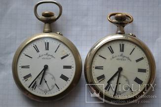 Часы Doxa.  Две штуки.  Ковровые.