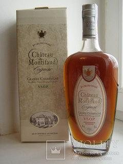 Коньяк Chateau de Montifaud Grande Champagne VSOP 0.7л 2007г