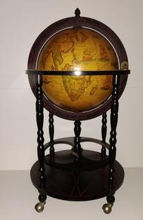 Глобус-бар вінтажний арт. 0182