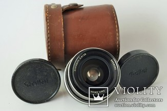 Distagon 2.8/35 мм,Carl Zeiss для Rollei QBM