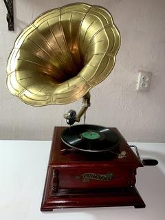 Граммофон Primaphone (Bombay,India)