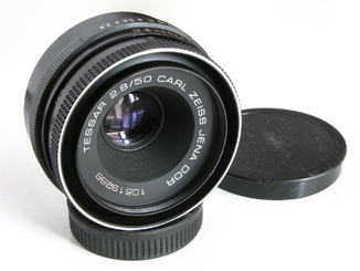 Tessar 2,8/50 Carl Zeiss,для М 42,Германия