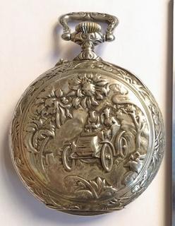 Часы ковровые DOXA, Швецария