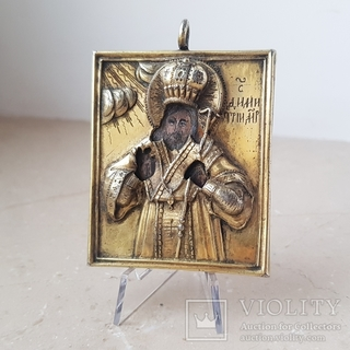 Икона св. Димитрий