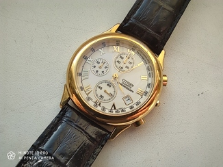 Часы Citizen  Chronograph