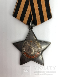 Орден Славы 2 ст. № 34404