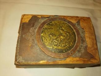 Шкатулка (F.Boucher ) купель Діани 18 століття