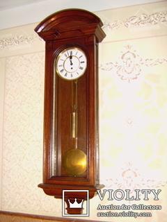 Настенные часы(Юнганс,Германия,кон 19-нач 20века)