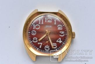 Дарственные часы ЗИМ от коллектива ГПУ 1982 год
