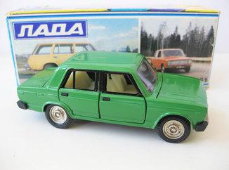 ВАЗ-2105 ЛАДА, сделано в СССР