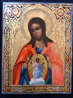 """Пресвятая Богородица """"Помощница в родах"""""""