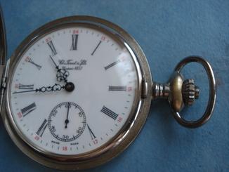 Tissot, часы механические.