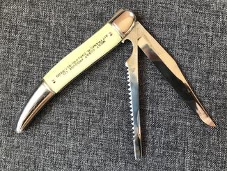 Складной нож Colonian prov. США. Нож рыбака.