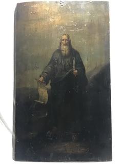 Икона святой пророк Илья