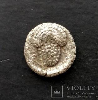 Обол Cilicia Soloi 390-375 гг до н.э. (14_95)