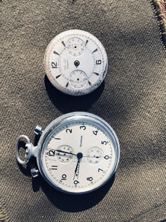 Хронограф 3017 Молния; Poljot