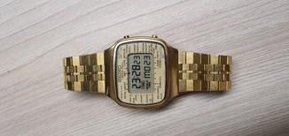 Часы Seiko A708-5000