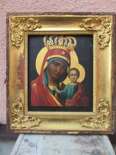Икона Матерь Божья Казанская (Каплуновская)