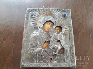 Икона Божьей Матери Одигитрия