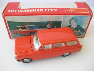 Москвич-427, А4, сделано в СССР