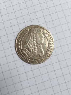 Сілезія. Лігніца-Бжег. Крістіан  15 крейцерів 1664 р.