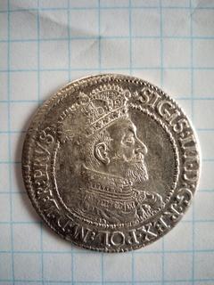 Орт Сигизмунд lll Ваза 1617