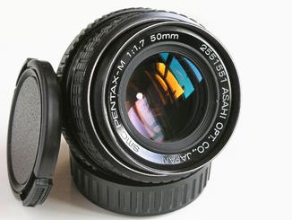 Pentax-M  1,7/50 для Pentax,Япония