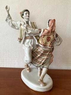 Гуцульский танец, Городница
