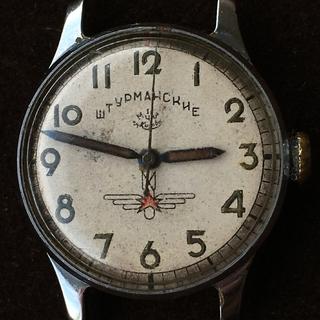Годинник Штурманський (1-мчз)