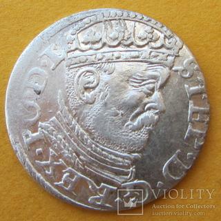 Трояк 1586 р